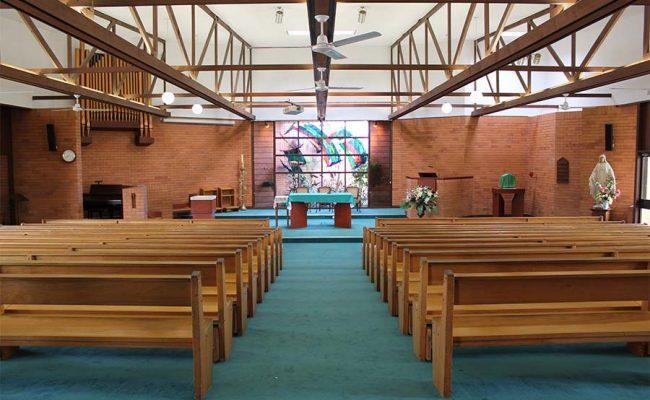 St Ita's Church Dutton Park